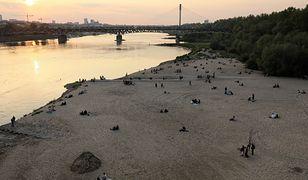 Warszawa. Miały być baseny na Wiśle, co się zmieniło?