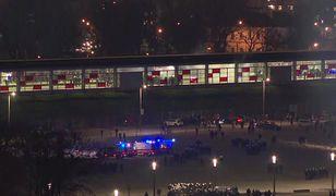 Narodowe Święto Niepodległości Polski. Na stacji doszło do starć z policją