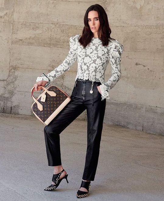 Jennifer Connelly w kampanii Louis Vuitton - sezon jesień zima 2015/16
