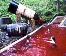 Japońskie spa oferuje kąpiele w alkoholu