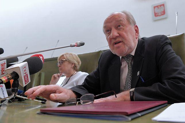Sędzia Iwulski był w składzie orzekającym, który skazał działaczy opozycji