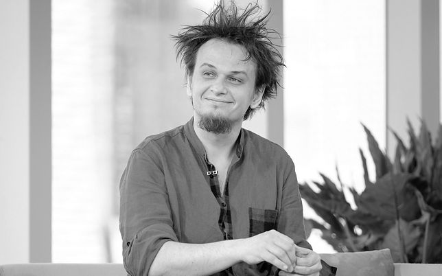 Bartosz Sosnowski w studiu Dzień Dobry TVN Bartosz Krupa