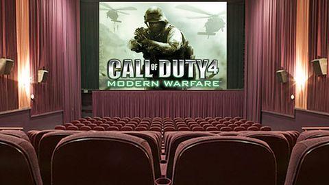 Call of Duty na ekranach kin?