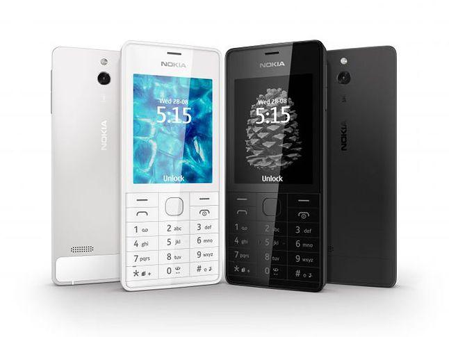 Nokia 515 z 2013 roku - prawdopodobnie ostatni klasyczny telefon, który mógł zaoferować coś więcej. Niestety, Nokia zrobiła z niego produkt ekskluzywny i w jej cenie bardziej opłacało się kupić średniej klasy smartfona.