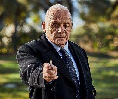 """Anthony Hopkins w nowym filmie """"Wirtuoz. Pojedynek zabójców"""". Zwiastun i data premiery"""