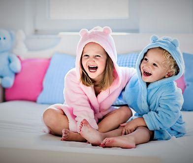 Różowe dla dziewczynek, niebieskie dla chłopców. Podział zaczyna się od najmłodszych lat