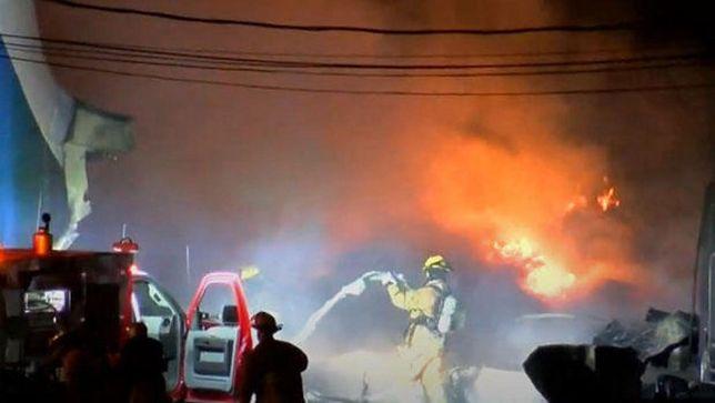 USA. Katastrofa samolotu w Toledo. Nie żyją dwie osoby