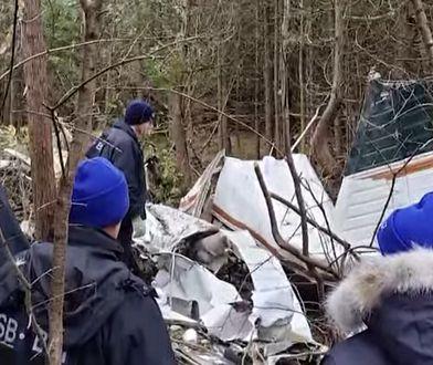 Katastrofa samolotu w Kanadzie. Nie żyje 7 osób