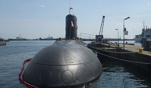 ORP Orzeł w porcie w Gdyni
