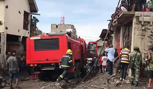 Katastrofa samolotu w Demokratycznej Republice Konga