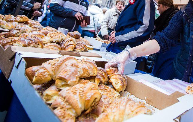 Rogale świętomarcińskie 11 listopada to już tradycja.