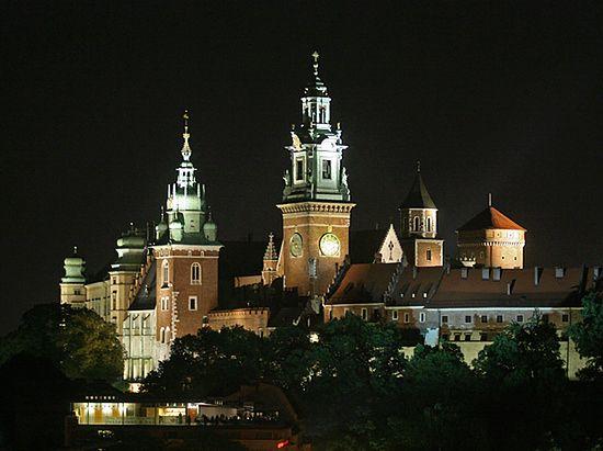 Wawelskie krypty - to tu spocznie Para Prezydencka