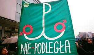 """Członkowie """"Zielonych"""" znieważyli symbol Polski Walczącej? Będzie rozprawa i pikieta"""