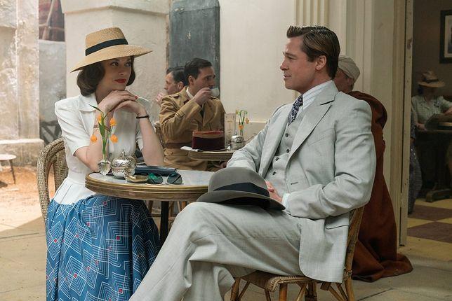 ''Allied'': Brad Pitt i Marion Cotillard zakochani mimo wojny