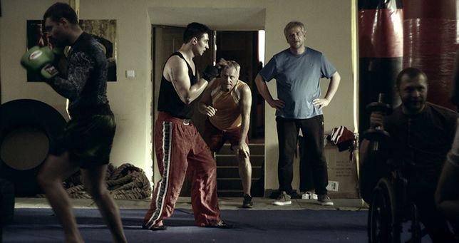 """Wygrany to ten, który walczy do końca.  """"Serce do walki"""" już na płytach DVD!"""
