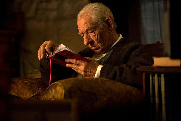 ''Pan Holmes'': Emerytura detektywa [RECENZJA DVD]