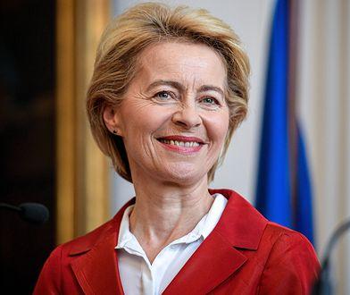 Ursula von der Leyen przyleci do Polski. Spotka się z Mateuszem Morawieckim