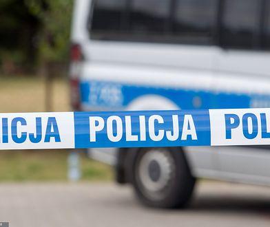 Na miejscu odnalezienia zwłok pracowała policja i prokuratura