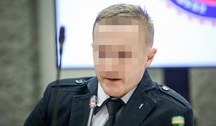 Wojciech Janik o tym, kto jest na sekstaśmach, mówił na posiedzeniu sejmowego zespołu