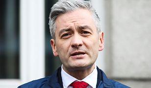 Lider Wiosny Robert Biedroń zdradził swoje wynagrodzenie