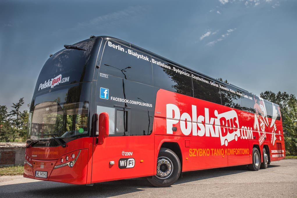 Polski Bus otwiera trzecie połączenie do Wiednia. Do stolicy Austrii pojedziemy teraz także z Wrocławia