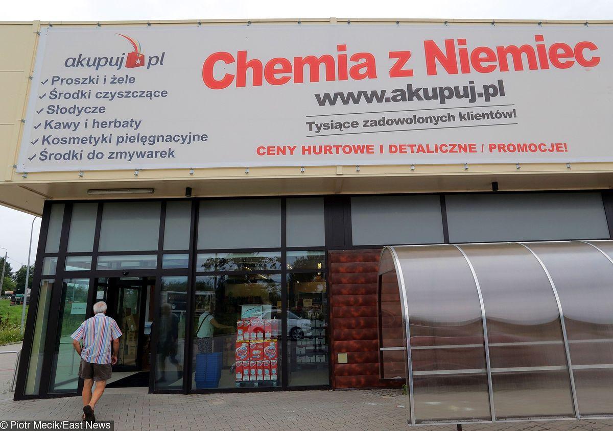 Chemia z Niemiec, taka jak z Polski. Unia chce skończyć z podwójnymi standardami