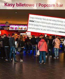 """Kina tną ceny biletów, bo Netflix podbiera widzów? """"Liczby mówią co innego"""""""