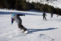 Uwaga: Jedna herbatka ze śliwowicą i ubezpieczenie narciarskie znika