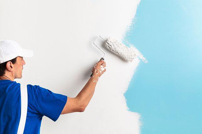 Grunt sprawi, że ściana będzie mieć jednolity kolor