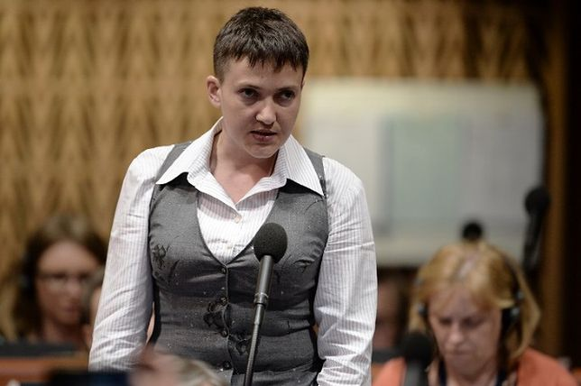 Nadija Sawczenko tworzy ruch społeczny