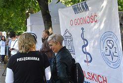 """Protest medyków. Ogłoszono """"Cichy dyżur"""""""