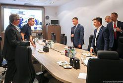 Skończyła się narada w BBN. Udział wzięli m.in. Andrzej Duda i Mateusz Morawiecki