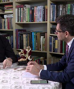 """Ks. Wojciech Lemański gościem programu """"Tłit"""""""