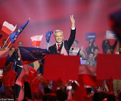 """Robert Biedroń zakłada partię """"Wiosna"""""""