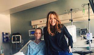 Kilka lat temu Lauren Wasser straciła nogę, jednak nie był to koniec powikłań po TSS.