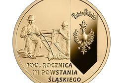 Śląsk. Złoto i srebro w 100. rocznicę III Powstania Śląskiego