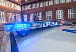 Próbował podpalić komendę policji w Inowrocławiu