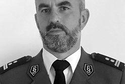 Nie żyje komendant powiatowy policji w Iławie