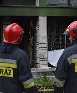 Potężny wybuch w domu jednorodzinnym w  Inowrocławiu. Budynek nie nadaje się do dalszego użytkowania