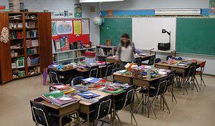 Wypadki w szkołach. Problemy większe niż w górnictwie