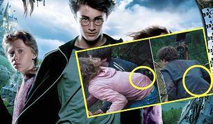 """Przy kręceniu """"Harry Potter i więzień Azkabanu"""" Alfonso Cuarón zaliczył podknięcie"""