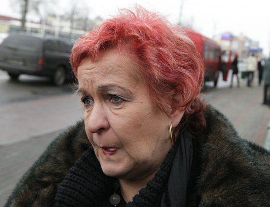 Wanda Łyżwińska skazana