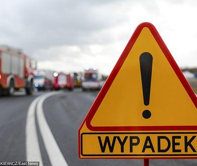 Tragiczny wypadek na A4 w Małopolsce. Jedna osoba zginęła, są ranni
