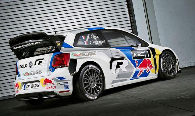 VW Polo R WRC na sezon 2014 z modyfikacjami