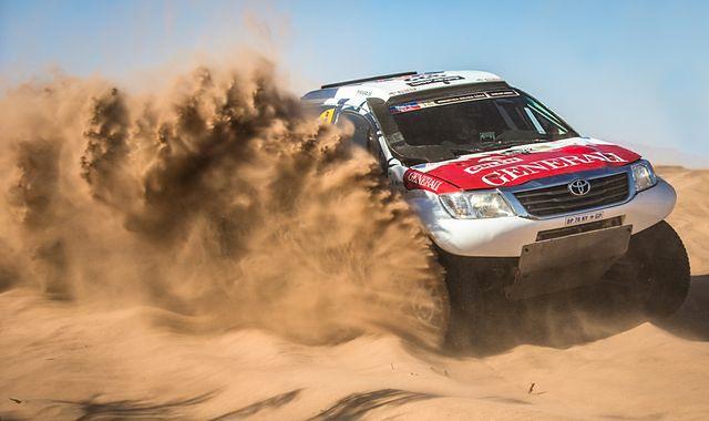 Rajd Dakar 2014: ogromne emocje i awans Małysza