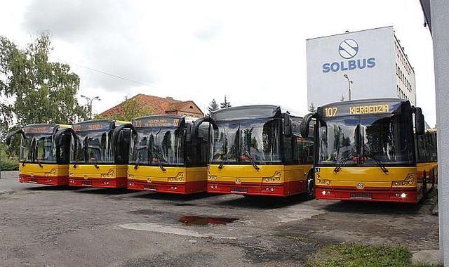 Warszawa kupuje autobusy napędzane gazem LNG