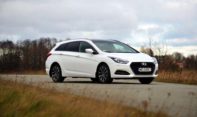 Hyundai i40 1.7 CRDi: pogoń za Europą