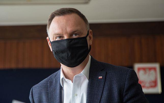 Andrzej Duda prowadził rozmowy na temat zakupu chińskich szczepionek. I dobrze, ze nie doszło do transakcji. Są wątpliwości co do ich jakości.