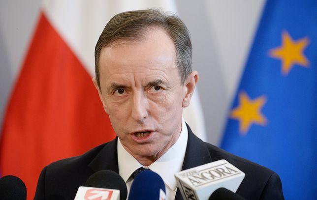 """Koronawirus w Polsce. Tomasz Grodzki: """"Za tydzień pilne posiedzenie Senatu"""""""