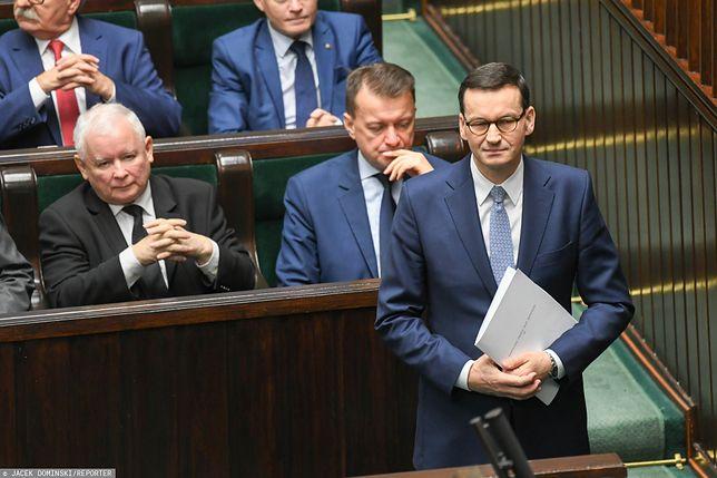 Mateusz Morawiecki: Konstytucja to nie tylko hasło na koszulce